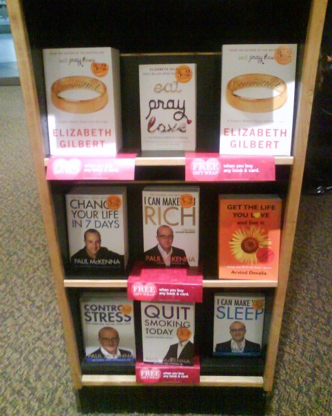 Get the Life you Love in Waterstone's