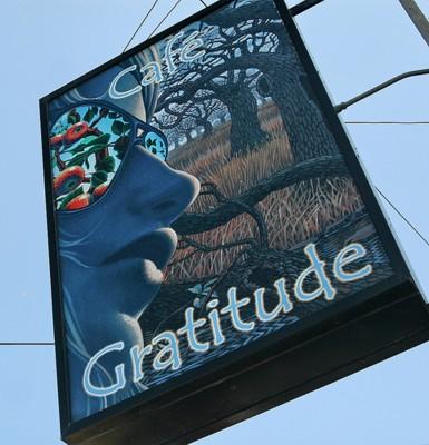 Cafe Gratitude San Francisco