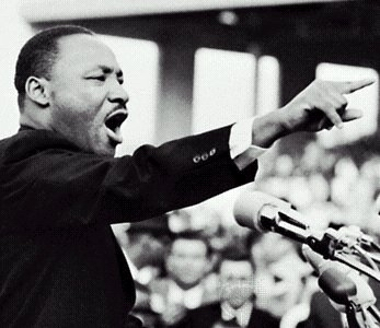 I have a dream! - Martin Luther King