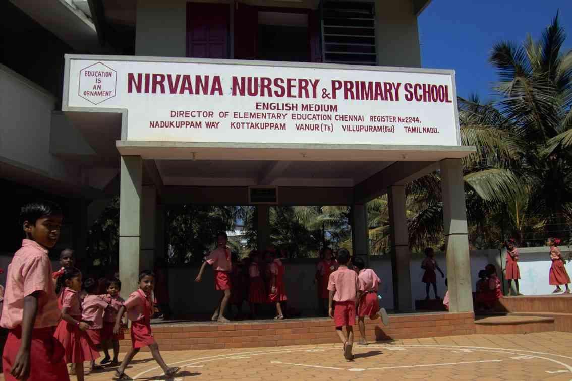 Nirvana School playground