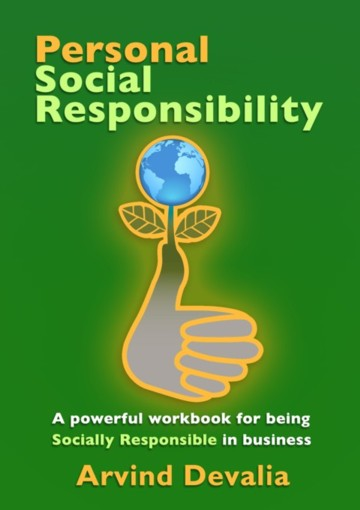 Personal Social Responsibility is the way forward