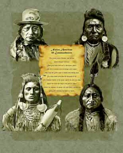 north american indian spirit guide